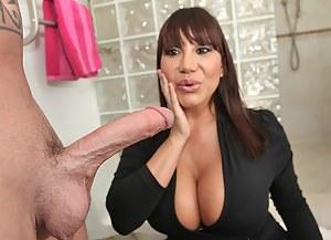 Big Tits CFNM Porn Pictures